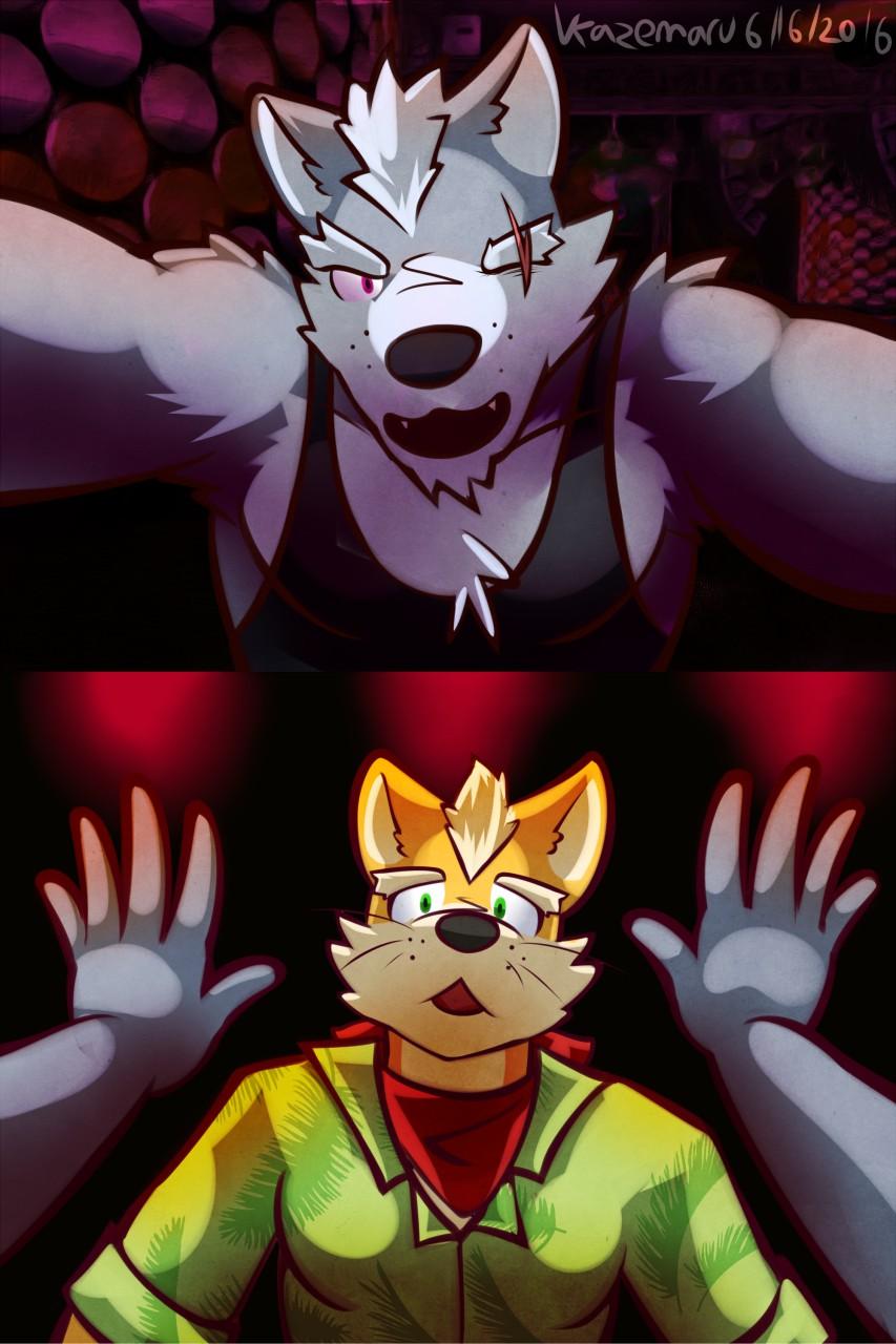 Gay wolf furry porn