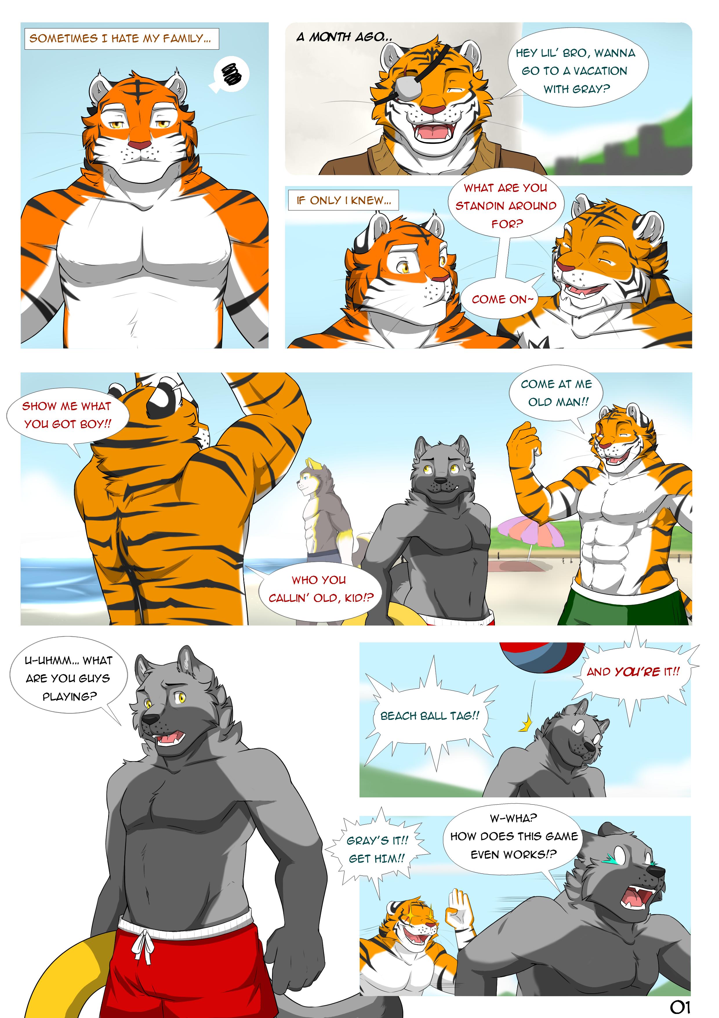 With xxx gay comic furry en espanol
